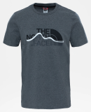 THE NORTH FACE - M S/S MOUNT LINE TEE