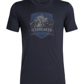 ICEBREAKER  - M TECH LITE SS CREWE