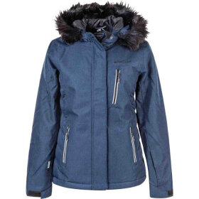 SPORTS GROUP - W AMATOA MELANGE SKI JACKET