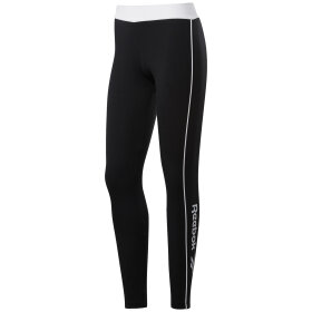 REEBOK - W CL F LINEAR LEGGING