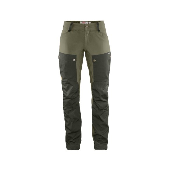 FJALLRAVEN - W KEB TROUSERS CURVED