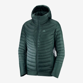 SALOMON - W OUTSPEED DOWN JACKET