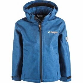 SPORTS GROUP - KIDS MANON MELANGE SOFTSHELL