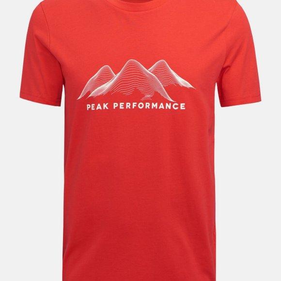 PEAK PERFORMANCE - M GROUND T-SHIRT 1