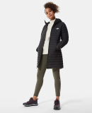 THE NORTH FACE - W STRECTCH DOWN PARKA