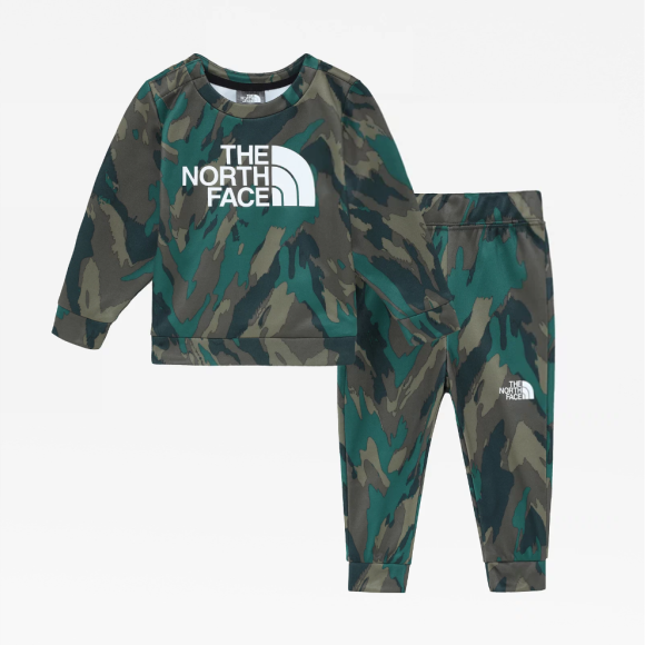 THE NORTH FACE - INFANT SURG CREW SET