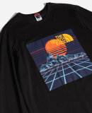 THE NORTH FACE - M LS THROWBACK TEE