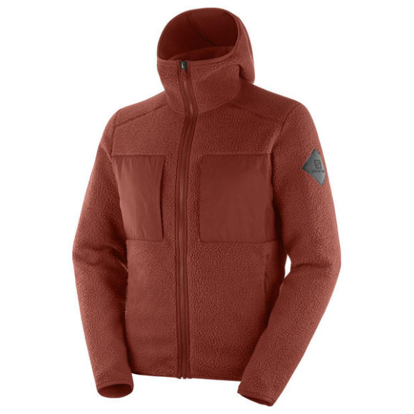 SALOMON - M SNOWSHELTER TED HOODIE