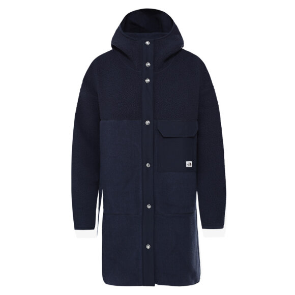 THE NORTH FACE - W FLEECE MASHUP COAT