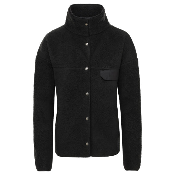 THE NORTH FACE - W CRAGMONT FLEECE JKT