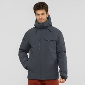 SALOMON - M ARCTIC DOWN JACKET