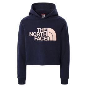 THE NORTH FACE - G DREW PEAK CROP P/O HD