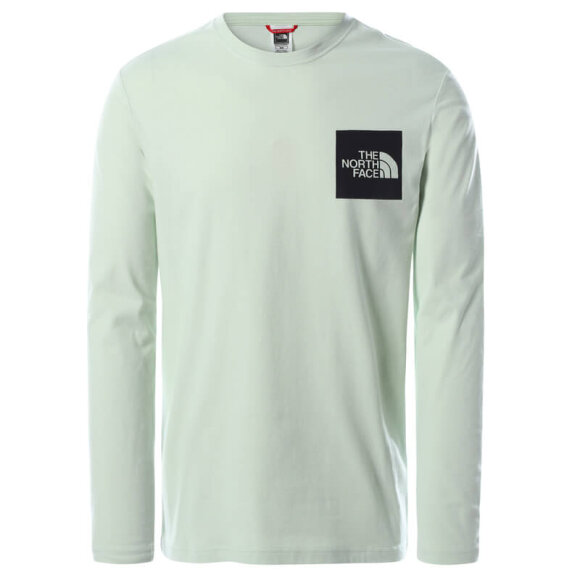 THE NORTH FACE - M L/S FINE TEE