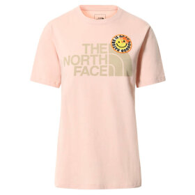 THE NORTH FACE - W SS PATCHES TEE