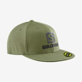 SALOMON - U LOGO CAP FLEXFIT