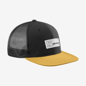 SALOMON - TRUCKER FLAT CAP