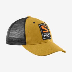 SALOMON - TRUCKER CURVED CAP