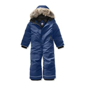 CANADA GOOSE - KIDS GRIZZLY SNOWSUIT