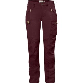 FJALLRAVEN - W NIKKA CURVED TROUSERS