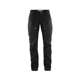 FJALLRAVEN - W KEB TROUSERS CURVED SHORT