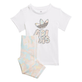 ADIDAS  - INF TEE DRESS SET