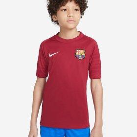 NIKE - Y FC BARCA NIKE DF STRK TOP SS