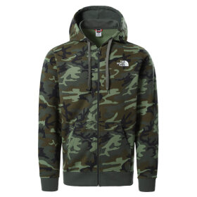 THE NORTH FACE - M OPEN GATE FZ HOODY
