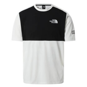 THE NORTH FACE - M MOUNTAIN ATH HYBRID SS TEE