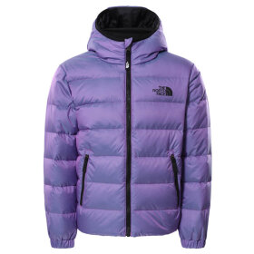 THE NORTH FACE - G HYLTE PRINT DOWN JACKET