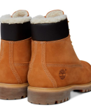 TIMBERLAND - 6 IN FUR/WARM LINED